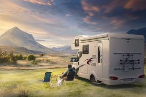 Eine Auslandsschadenschutzversicherung bietet sich bspw. an, wenn Sie viel mit dem Wohnwagen ins Ausland reisen.