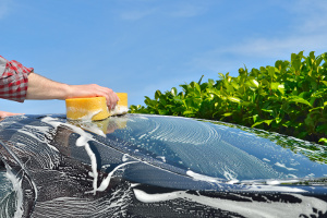 Auch eine umfassende Reinigung kann ihr Auto aufwerten.