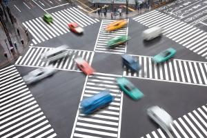 In der Zukunft wird es wichtig sein, autonomes Fahren sinnvoll bei der städtischen Verkehrsplanung zu berücksichtigen.