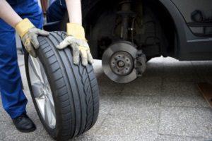 Mit Hilfe der COC-Papiere können Sie die passende Größe für die Reifen herausfinden.
