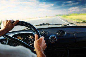 Ein Muss, wenn Sie ein gebrauchtes Auto kaufen: die Probefahrt.