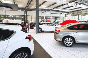 Das Leasing beim Auto ist oft ohne Anzahlung möglich.