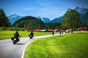 Wenn Sie ein Motorrad kaufen, ist vieles zu beachten.