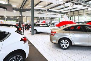 Nicht nur für Neuwagen wird eine Finanzierung angeboten.