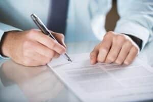 Probefahrt-Vertrag: Beim Privat-Kauf ist dieser besonders wichtig.
