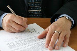 Können Sie mit einem Vorvertrag ein Auto reservieren?