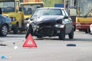 Der Wertverlust von einem Auto nach einem Unfall ist merkantil.